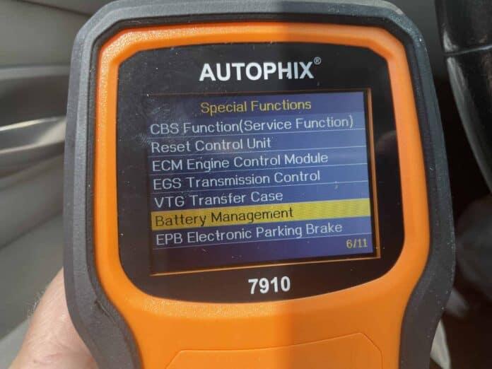 Autophix 7910 Diagnostic Scanner