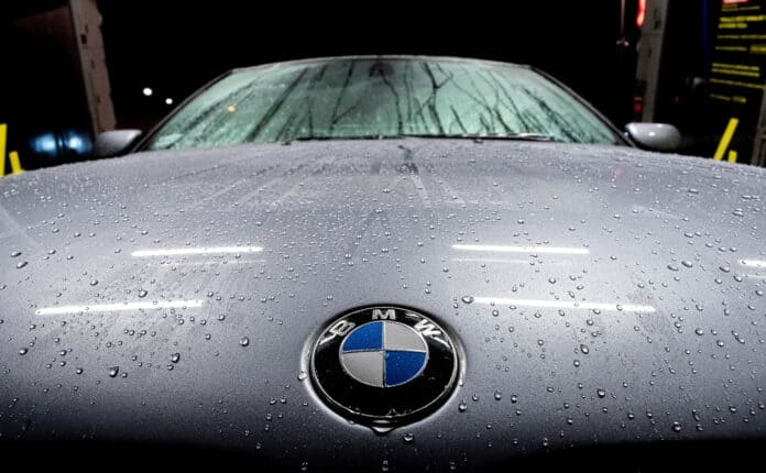 BMW Car Wash Guide